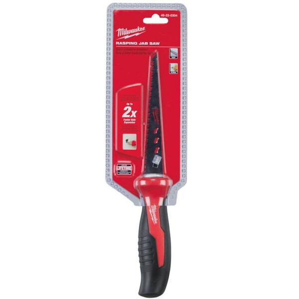 Ручная пилка для гипсокартона MILWAUKEE 150 мм 48229304