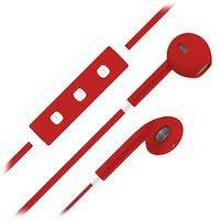 Наушники Nobby BB 003-001 (красный)