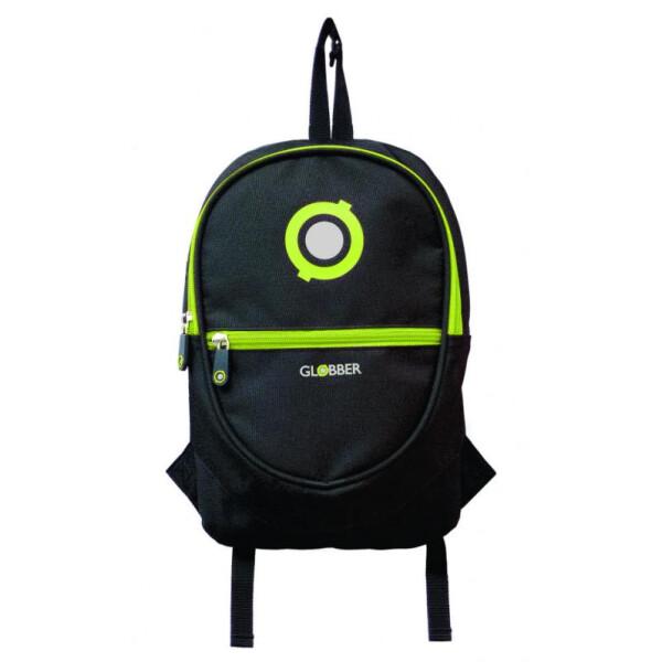 Рюкзак GLOBBER 524-136 (черно-зеленый)