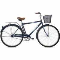 Велосипед Foxx Fusion (синий)