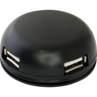 270x270-Универсальный USB разветвитель Defender Quadro Light (83201)