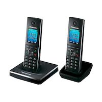 Телефон стандарта dect PANASONIC KX-TG8552RUB