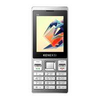 270x270-Телефон стандарта gsm KENEKSI X8 silver