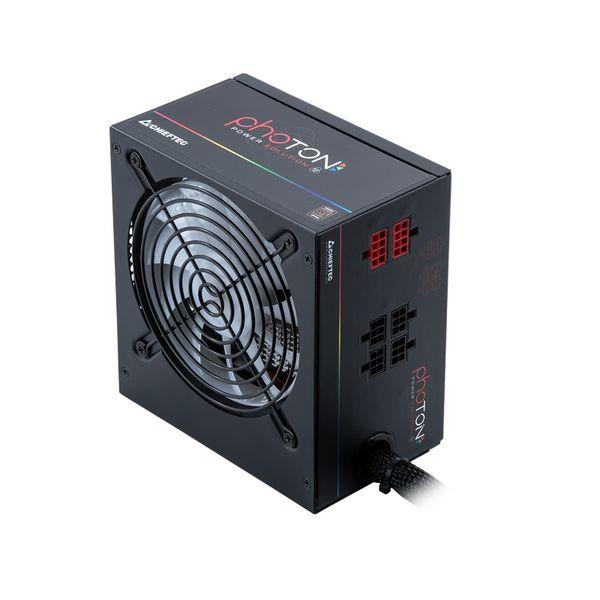 Блок питания Chieftec CTG-650C-RGB