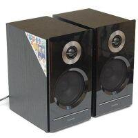 270x270-Акустическая система Microlab Solo15 Wooden-Silver