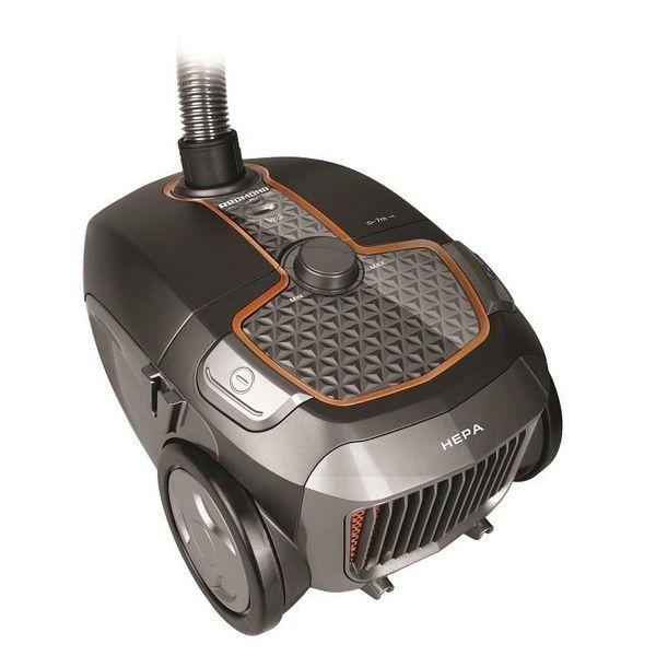 Пылесос REDMOND RV-322 серый