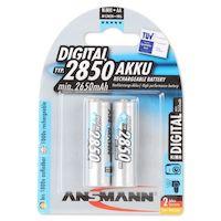 Аккумулятор Ansmann AA 2850mAh (5035082)