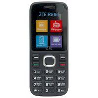 270x270-Сотовый телефон ZTE R550 черный/красный
