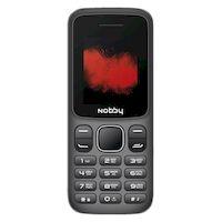 270x270-Мобильный телефон NOBBY 100 (серый/черный)
