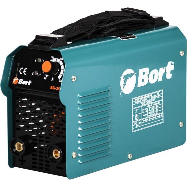 Сварочный инвертор Bort BSI-250H 91272706
