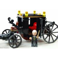 Конструктор LEPIN 16053 Побег Грин-де-Вальда
