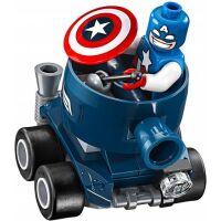 Конструктор LEPIN 07028 Капитан Америка против Красного Черепа
