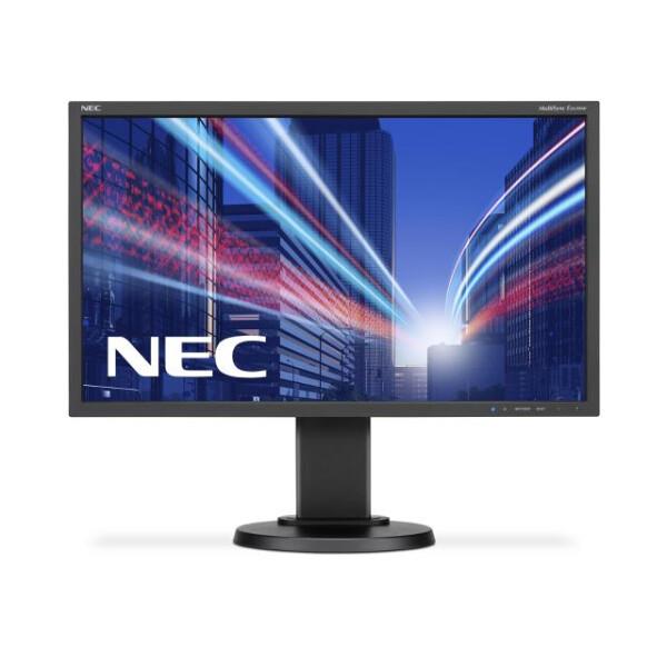 Монитор NEC MultiSync E243WMi-BK
