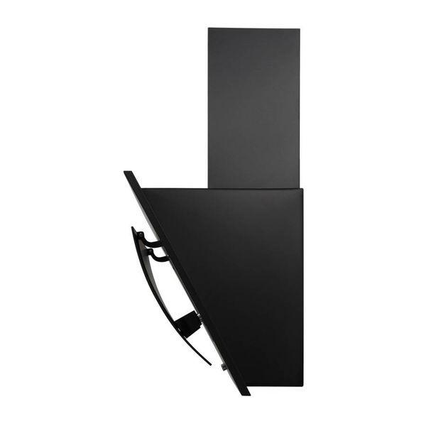 Вытяжка MAUNFELD Tower Round 50 (черный)