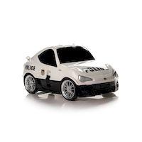 270x270-Детский чемодан RIDAZ Toyota 86 Police (белый)