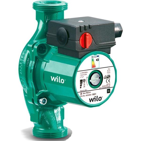Насос циркуляционный WILO STAR-RS15/6-130 (4063803)