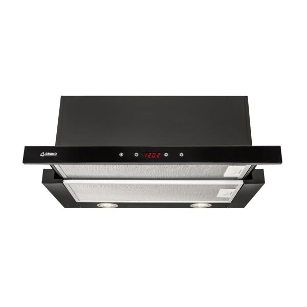 Вытяжка кухонная GRAND Толедо сенсор (60см, черный)