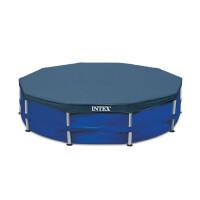 270x270-Тент для каркасных бассейнов Intex 28030
