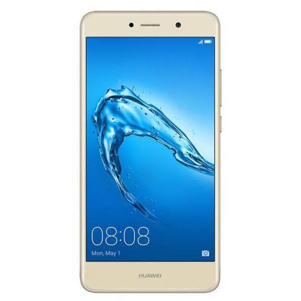 Смартфон Huawei Y7 DS Золотой (TRT-LX1)