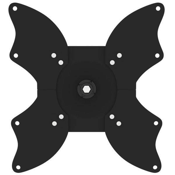 Кронштейн ELECTRICLIGHT КБ-01-20, черный