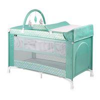 270x270-Манеж-кровать LORELLI Verona 2 Plus (зеленый)