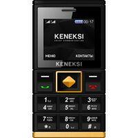 270x270-Сотовый телефон KENEKSI Art черный