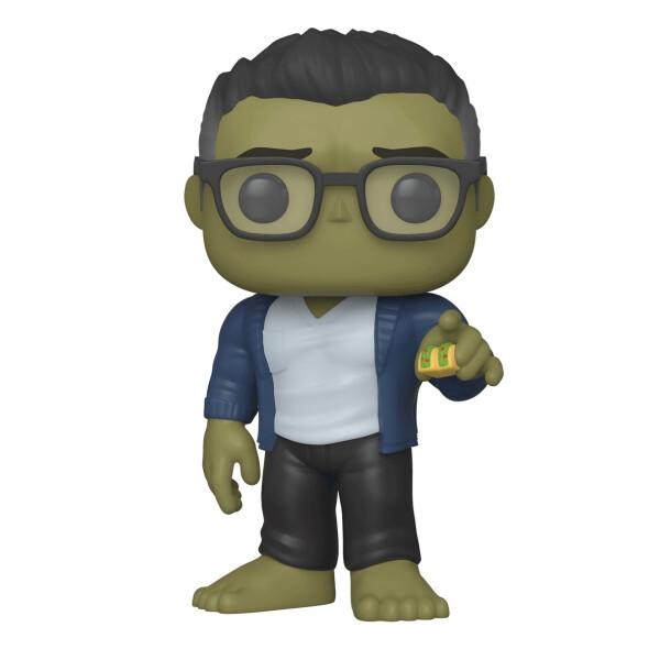 Фигурка Funko POP! Bobble: Marvel: Avengers Endgame: Hulk w/Taco