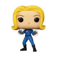 Фигурка Funko POP! Bobble: Marvel: Fantastic Four: Invisible Girl