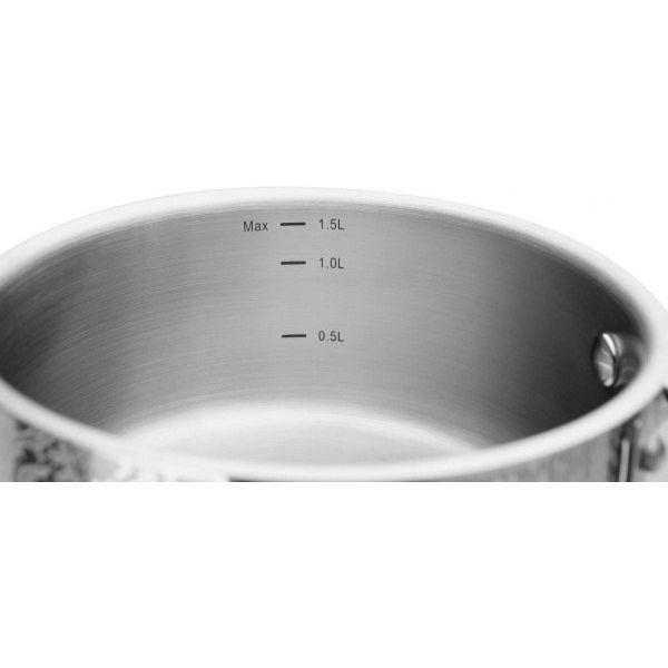 Ковш с/кр 16 см 1,5 л Ajour RONDELL RDS-1052