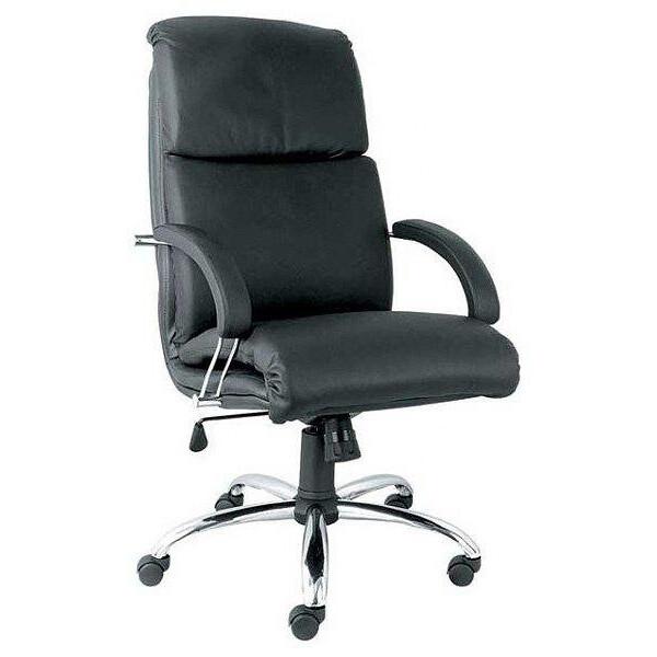 Кресло Nowy Styl Nadir Steel Chrome/Comfort Tilt (ECO-30)