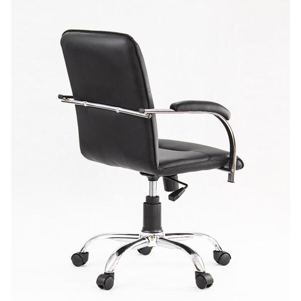 Кресло Nowy Styl Samba GTP S (V-14, черный/металл)
