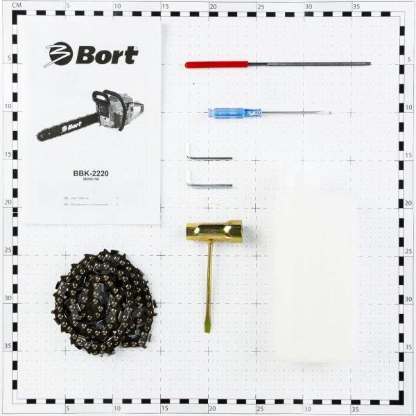 Пила цепная Bort BBK-2220 (98296198)