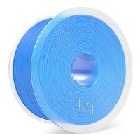 270x270-Пластик PLA для 3D печати BQ 0.3 кг (цвет: небесно-синий)