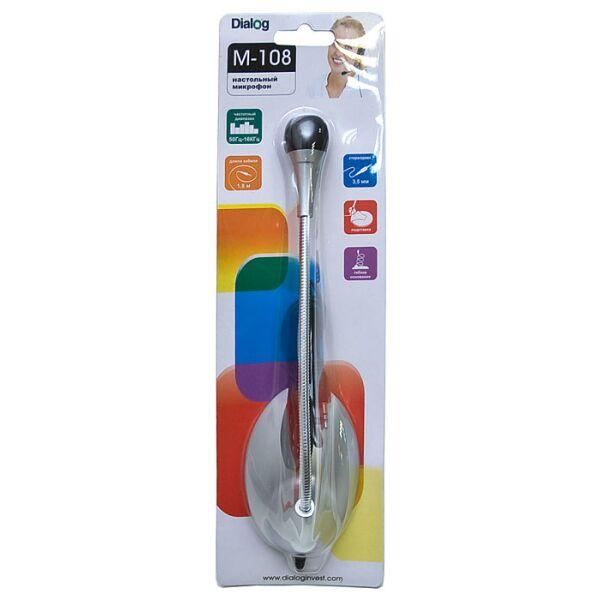 Микрофон Dialog M-108S