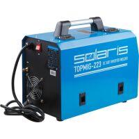 270x270-Сварочный полуавтомат Solaris TOPMIG-223 WG3 с горелкой 3м