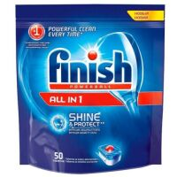 270x270-Таблетки для посудомоечной машины FINISH All in 1 Shine&Protect 50шт.
