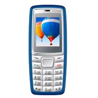 270x270-Телефон VERTEX M111 (синий/серый)
