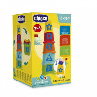 270x270-Игрушка развивающая CHICCO Stacking Cups