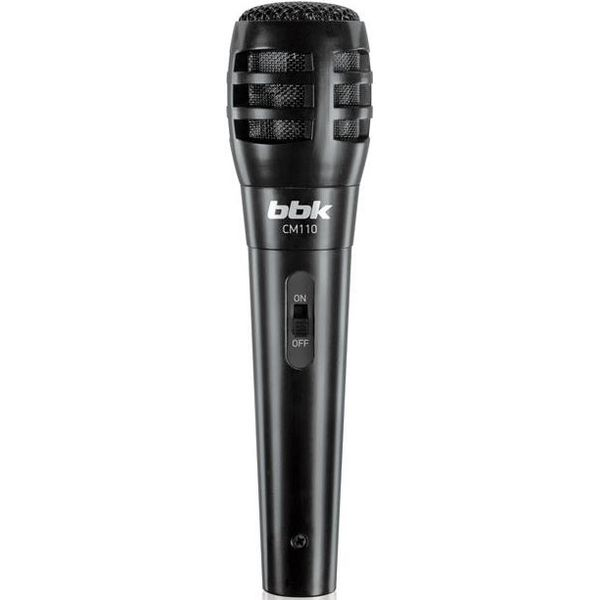 Микрофон BBK CM110 Black