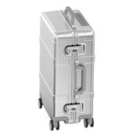 Чемодан XIAOMI RunMi 90 Points Metal Suitcase 20'' XNA4034RT (серебристый)
