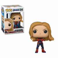 270x270-Фигурка Funko POP! Bobble: Marvel: Avengers Endgame: Captain Marvel