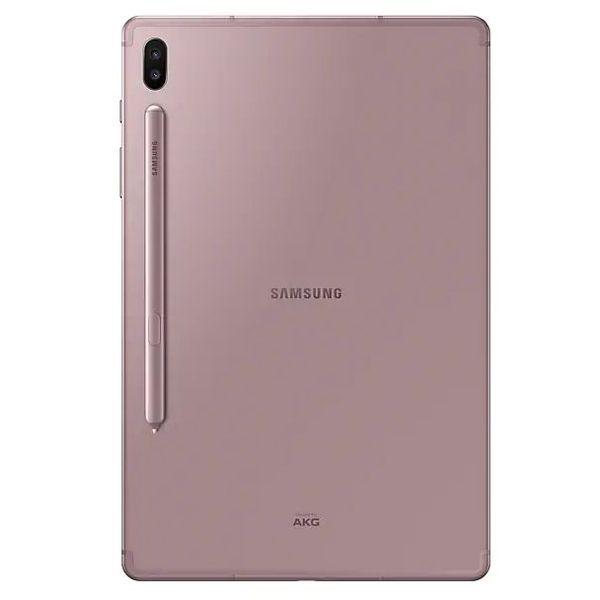 Планшет Samsung Galaxy Tab S6 10.5 LTE (золотистый)