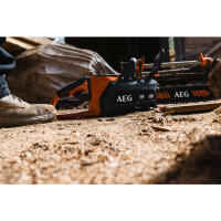 Пила цепная AEG Powertools ACS18B30 (4935471337 без АКБ и ЗУ)