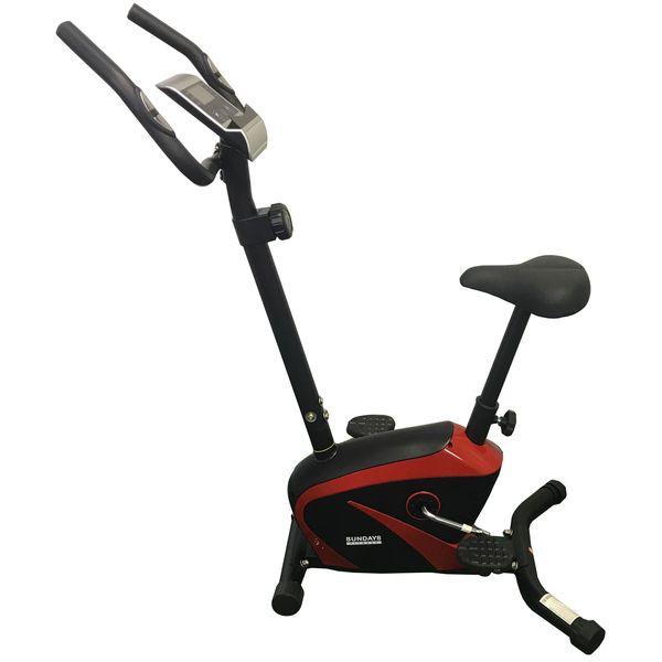 Велотренажер Sundays Fitness K8309-6 (красный)