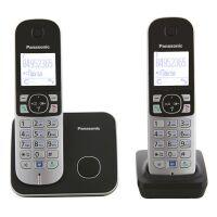 270x270-Беспроводной телефон стандарта DECT PANASONIC KX-TG6812RUB