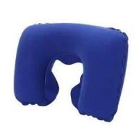 Надувная подушка Bestway Flocked Air Neck Rest 67006 (синий)
