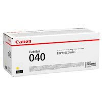 Картридж CANON 040Y (0454C001AA)