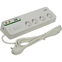 270x270-Сетевой фильтр APC Home/Office SurgeArrest 6 outlets with Phone and Coax Protection 230V (PMH63VT-RS)