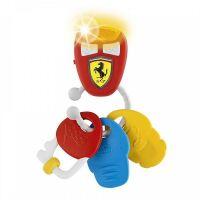 270x270-Игрушка музыкальня CHICCO Ключи Ferrari