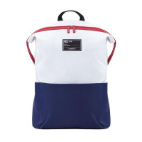 270x270-Рюкзак XIAOMI 90 Points Lecturer Leisure Backpack (2082) белый/синий